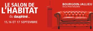 Salon de l'habitat de Bourgoin-Jallieu